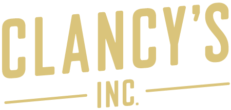 Clancy's INC. Home