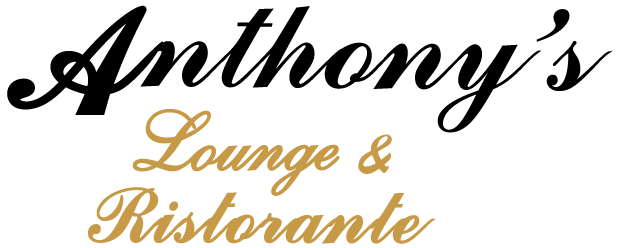 Anthony's Lounge & Ristorante Home