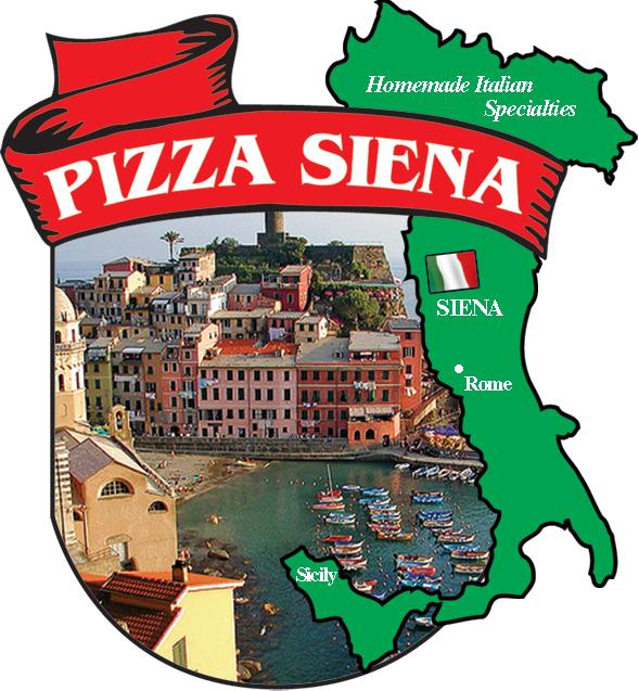 Pizza Siena Home