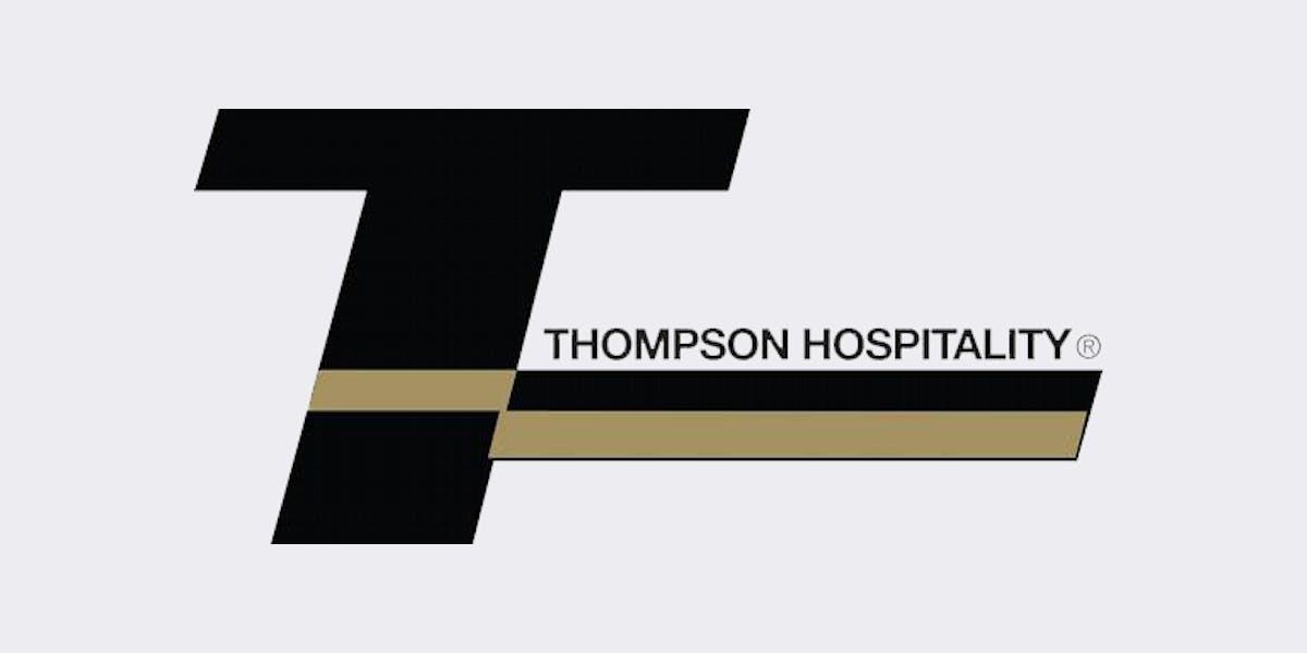 Thompson Hospitality logo