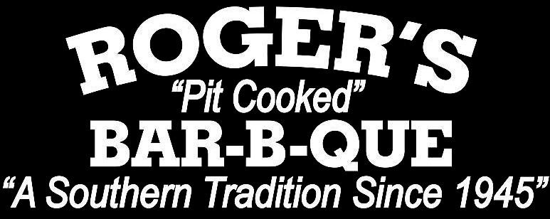Roger's Bar-B-Que Home