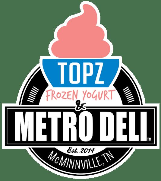 Topz Frozen Yogurt & Metro Deli