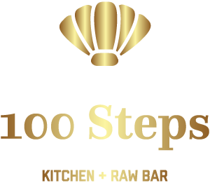100 Steps Raw Bar Home