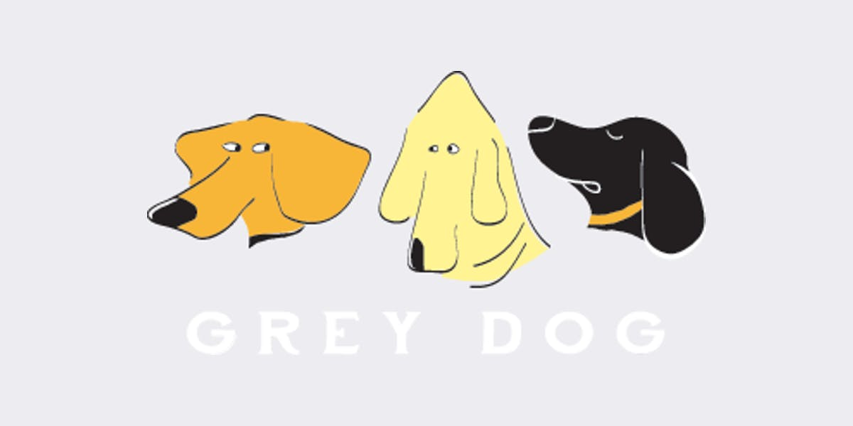 The Grey Dog