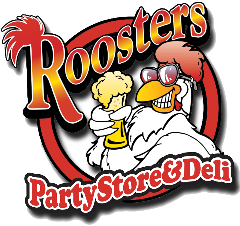 Rooster's Party Store Home