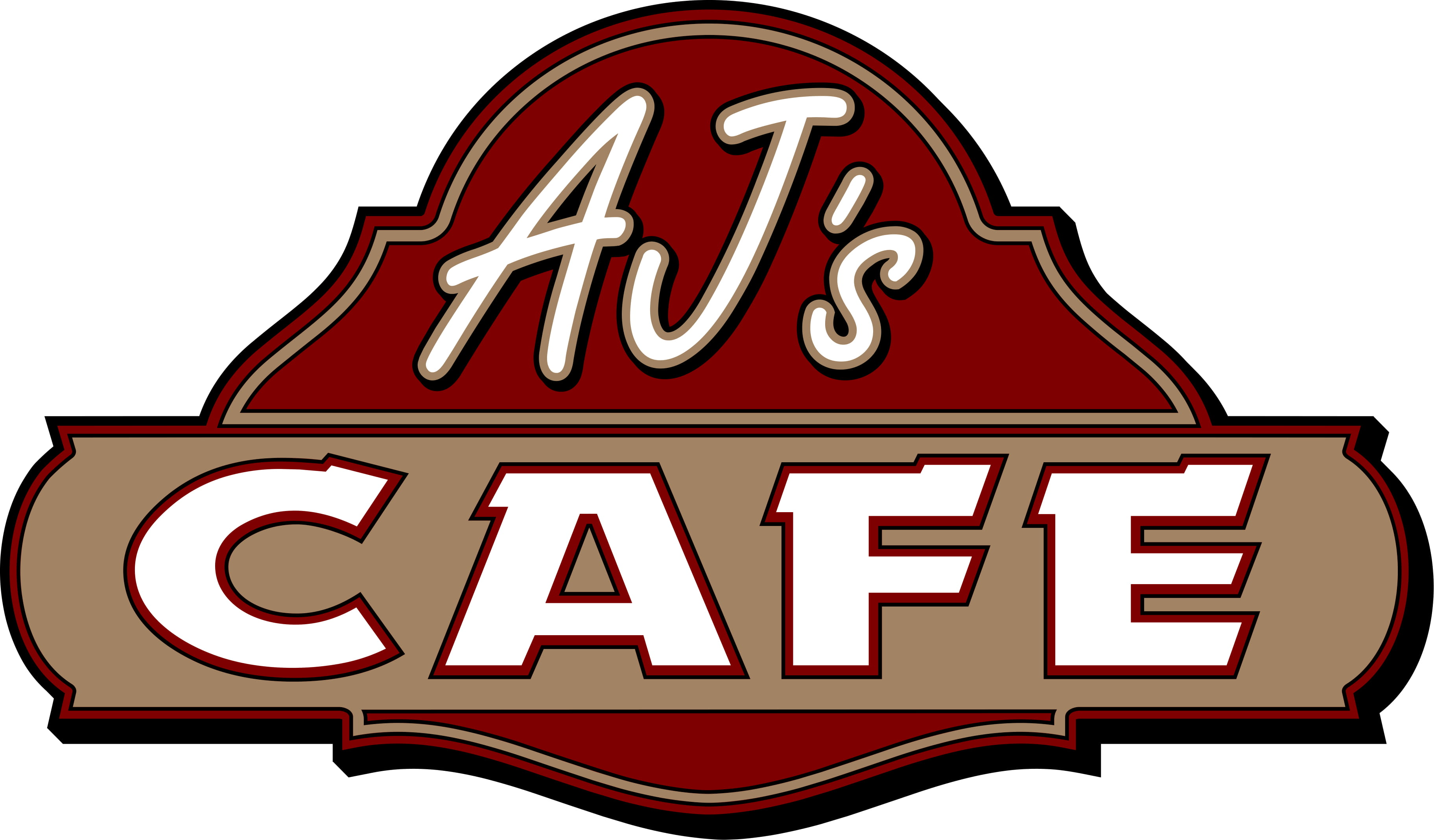 AJ's Cafe Home