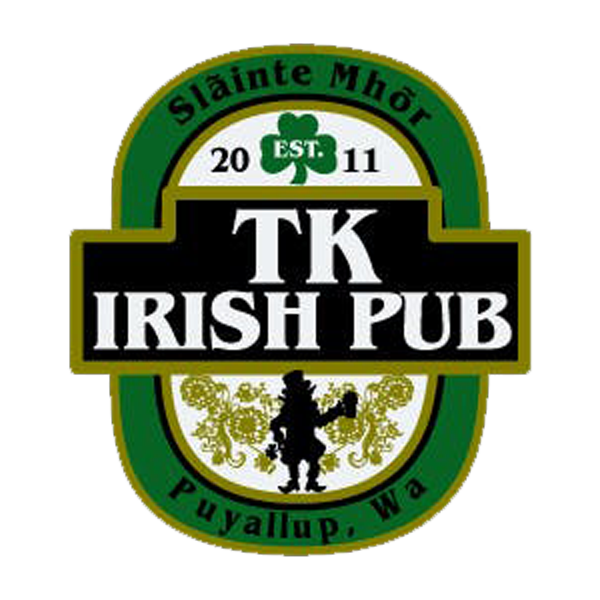TK IRISH BAR & EATERY Home