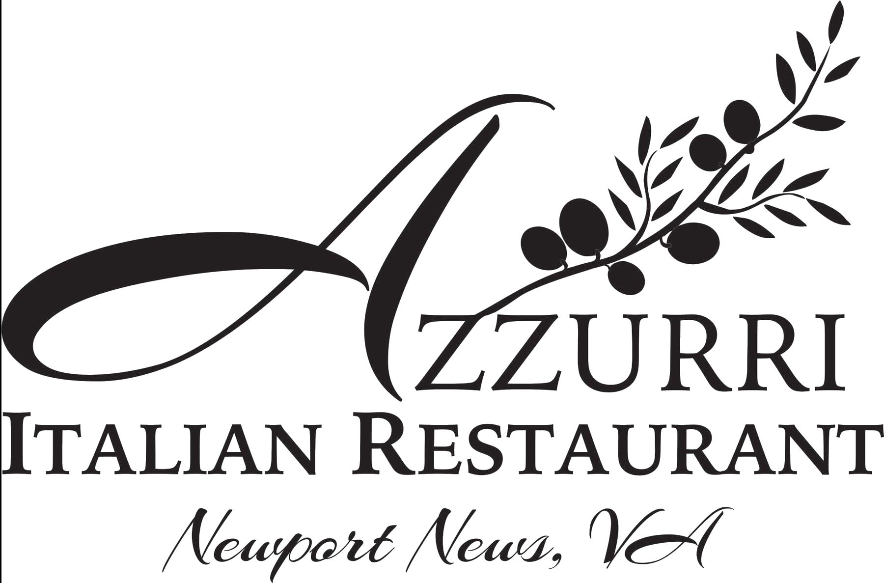 Azzuri Italian Restaurant Home