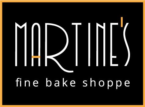 Martine's Fine Bake Shoppe Home