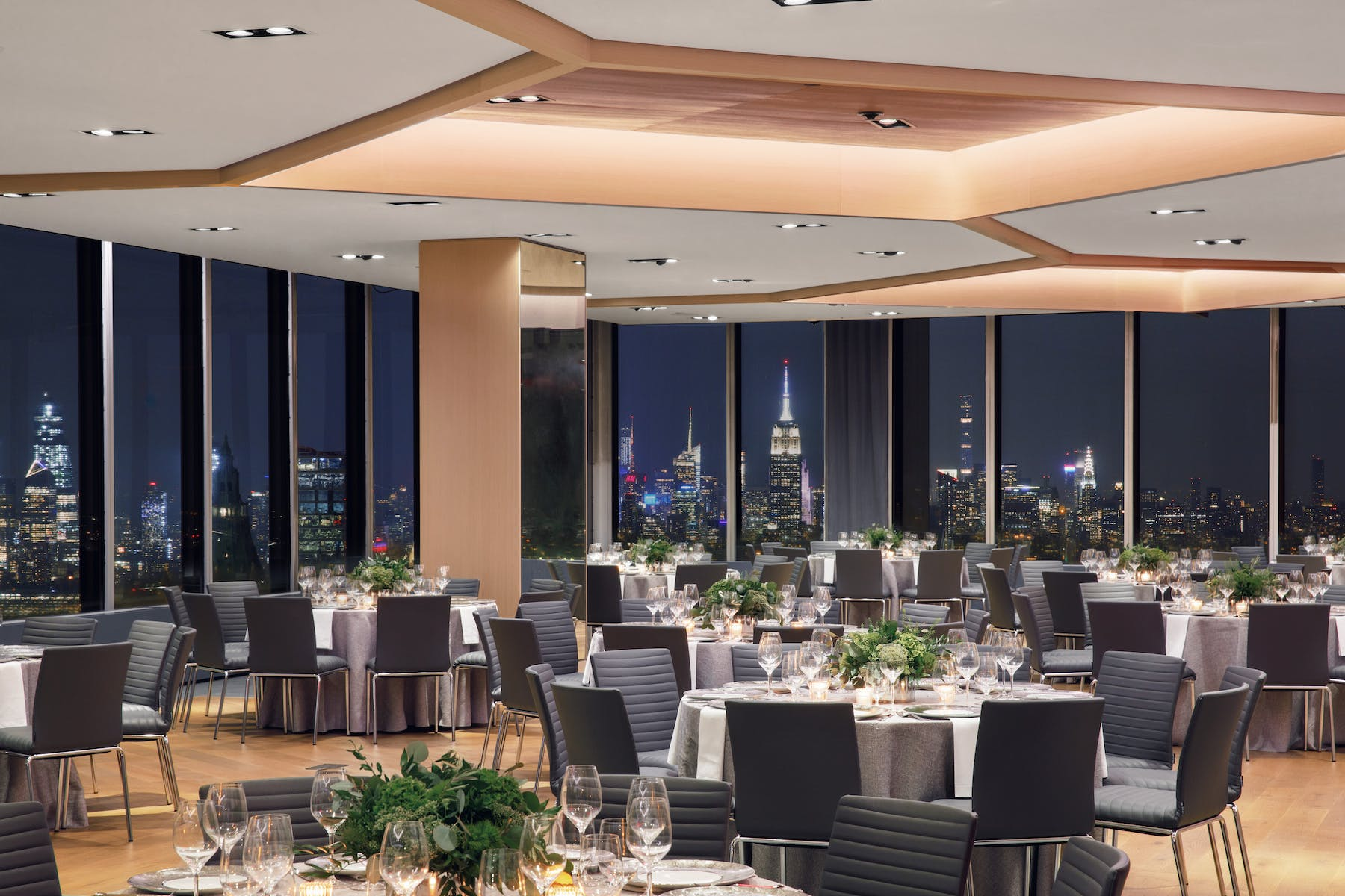 Bay Room New York Event Space | Views