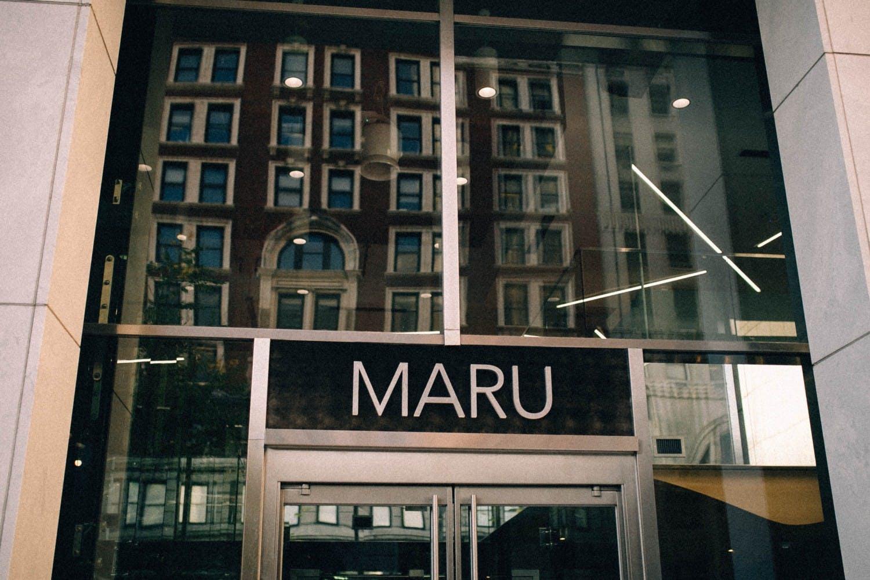 Detroit | Hours + Location | Maru Sushi