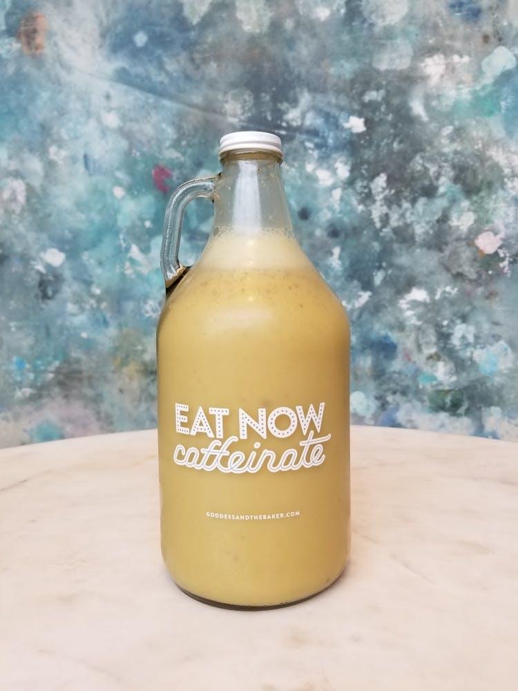 Golden Milk Growler