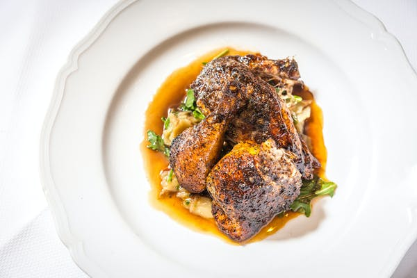 Carbone Chicken Massimo