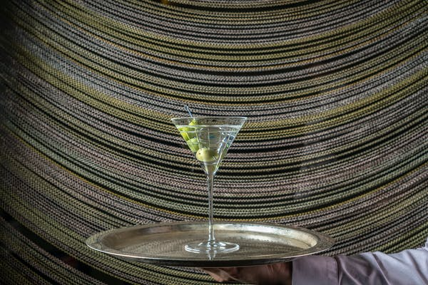 THE GRILL Martini