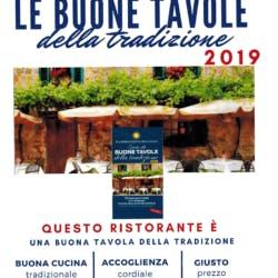 Le Buone Tavule dellla tradizione 2019