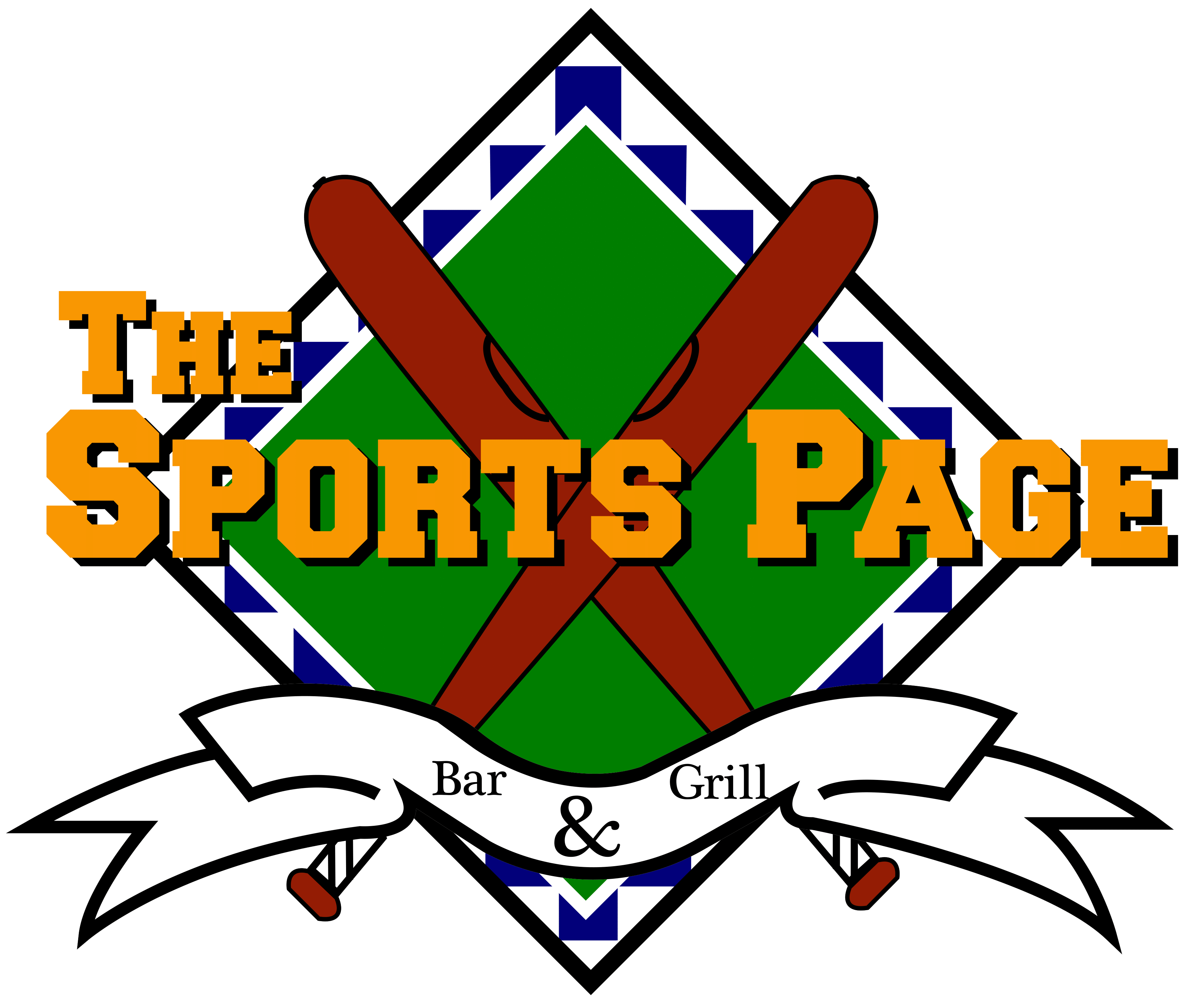 The Sports Page Home