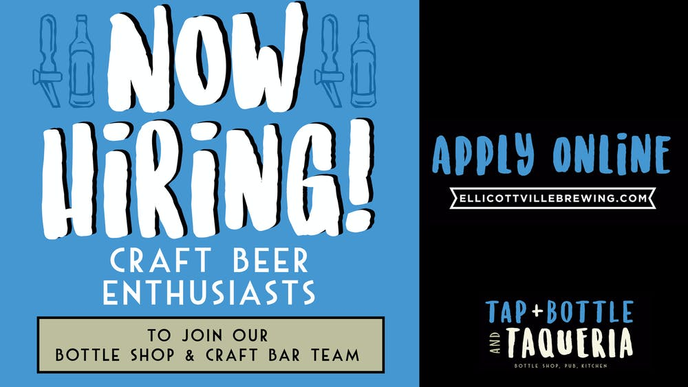 now hiring bottle shop & taqueria apply online