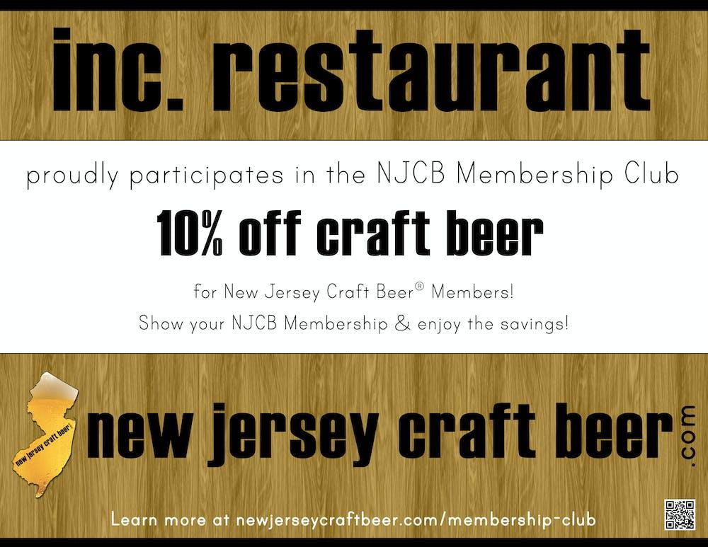 new yersy craft beer logo