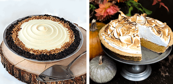 GT Holiday Pies