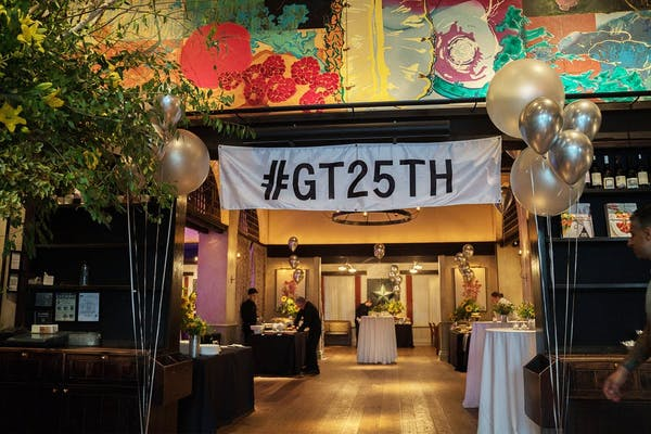 Gramercy Tavern's 25th Anniversary