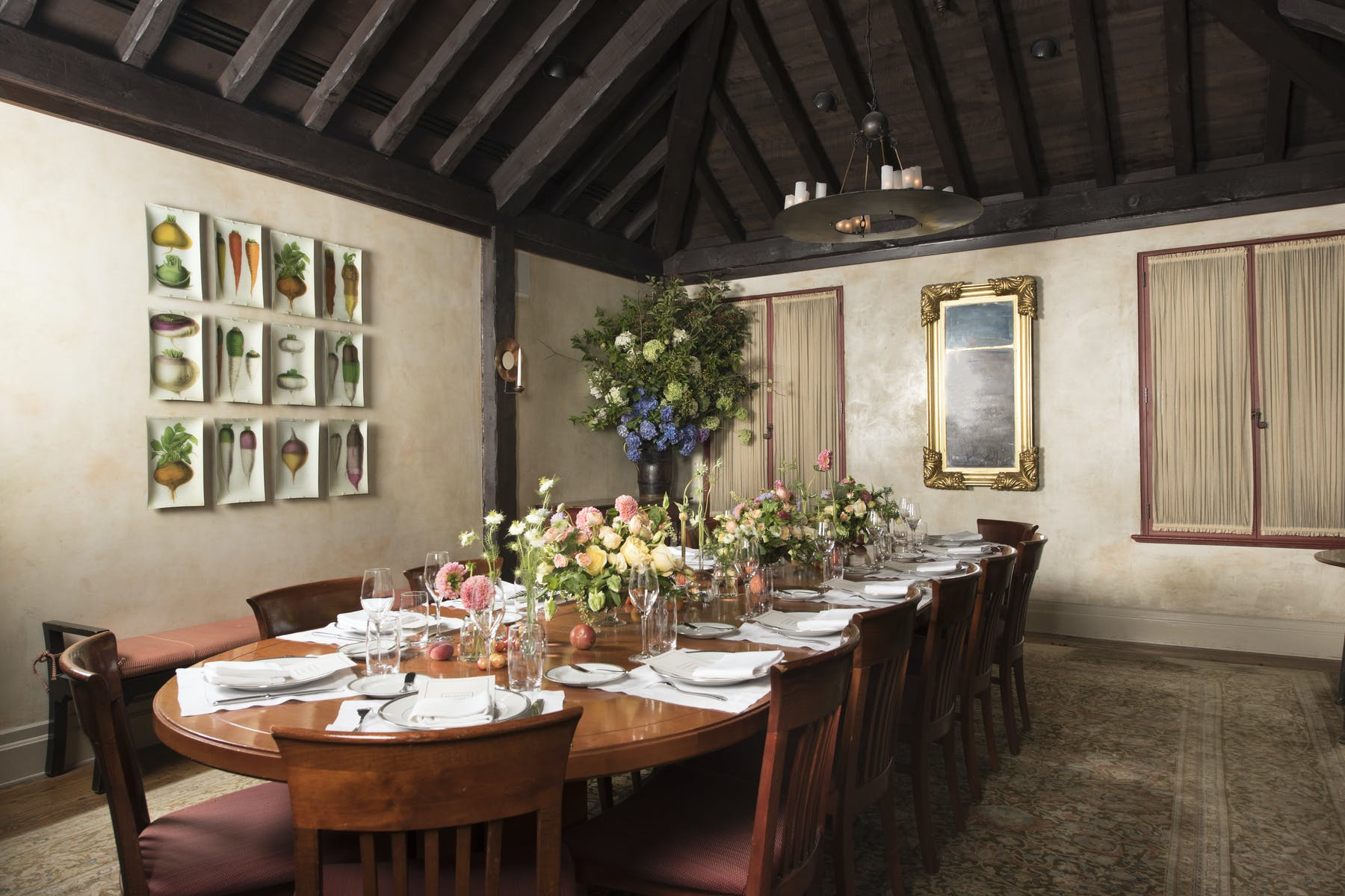 private dining rooms | Private Dining Room NYC | Gramercy Tavern