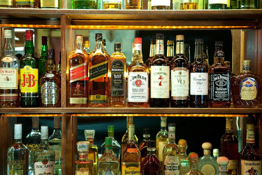Whiskey Selections