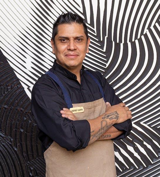 head of bar at KYU México