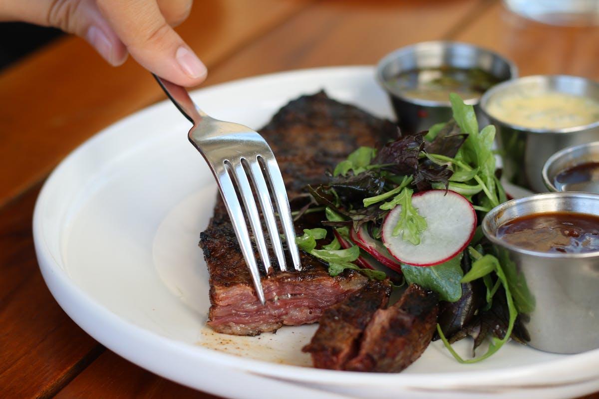 a filet plate