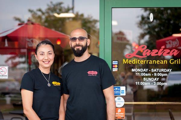 Photo of Nader & Lisa Khatib