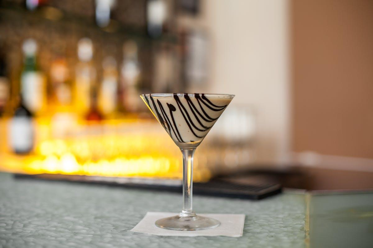 chocolate cocktail