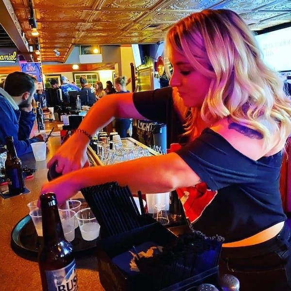 Jenny Bartender