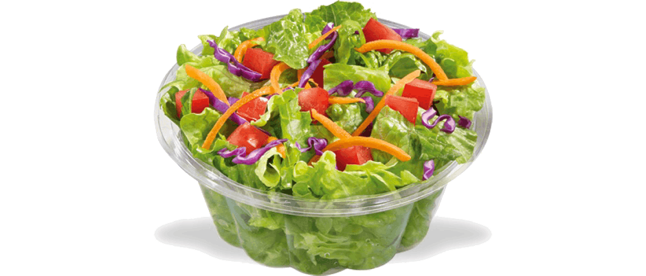 a bowl of salad