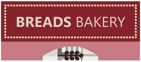 Breads Bakery logo