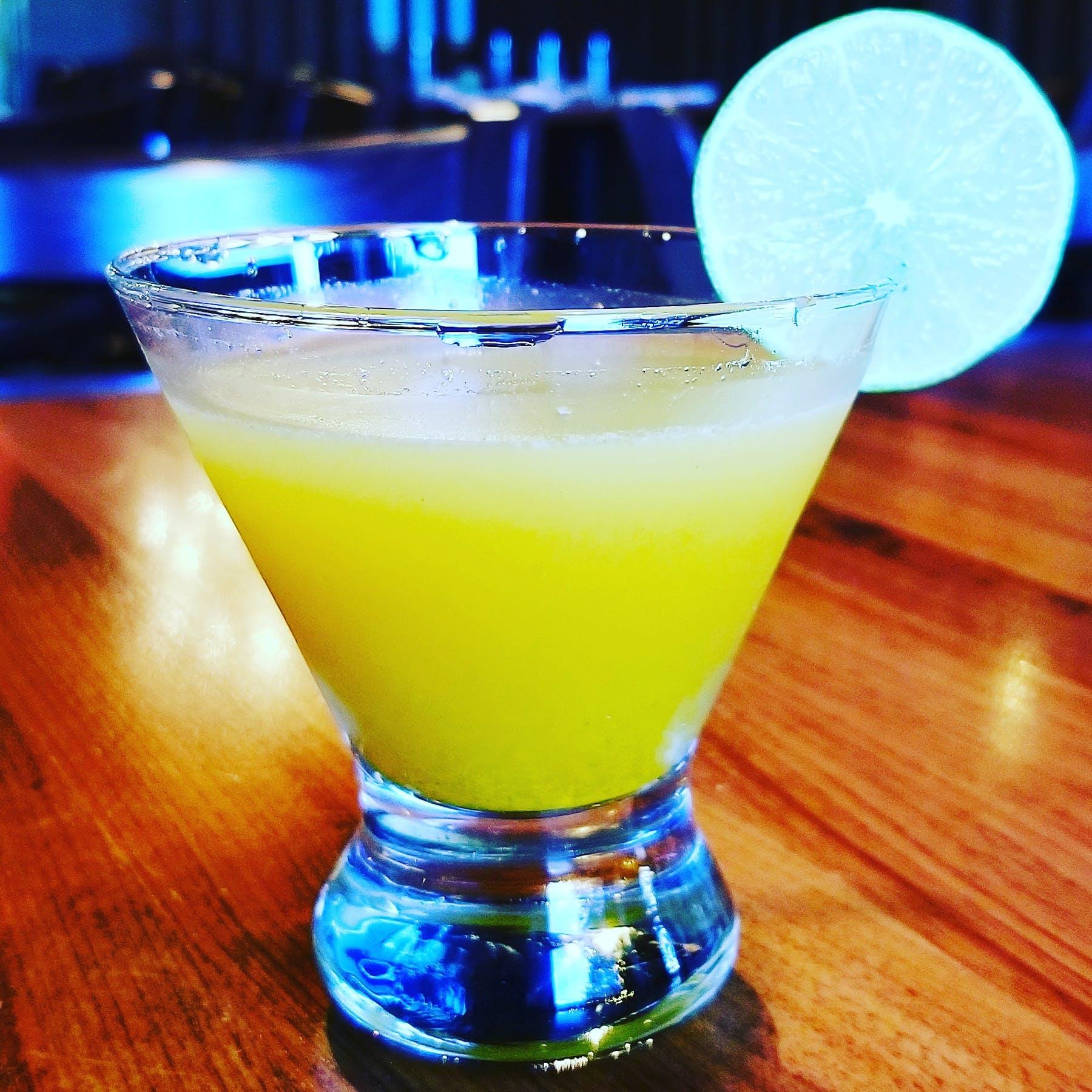 dc harvest restaurant inventive cocktails