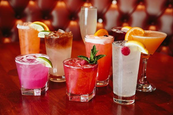 fancy summer cocktails to try in Boston
