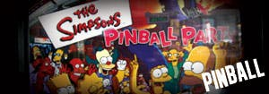The Simpsons Pinball Arcade Game