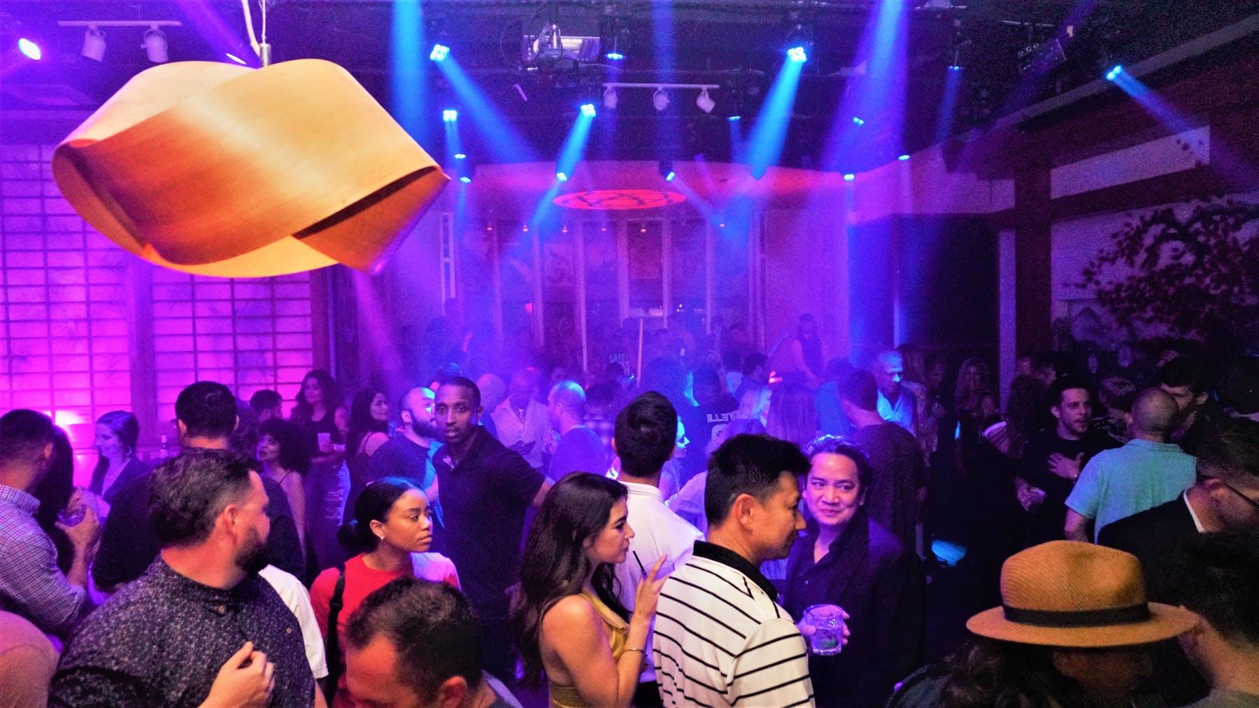 Dancefloor Ohm Lounge