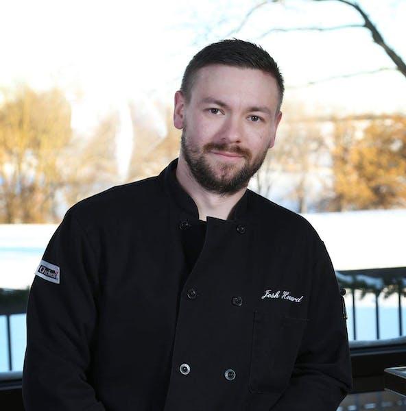 Photo of Chef Josh Howard