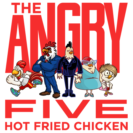 The Angry Five Hot Fried Chicken Home
