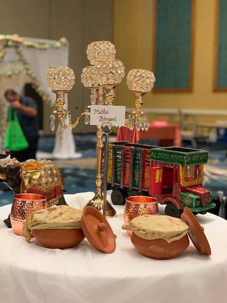 Does saffron provide catering Orlando service for events