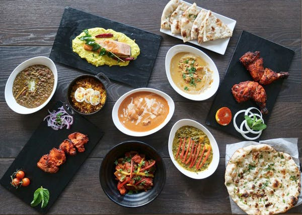 Why is Saffron considered top Indian restaurant near me?