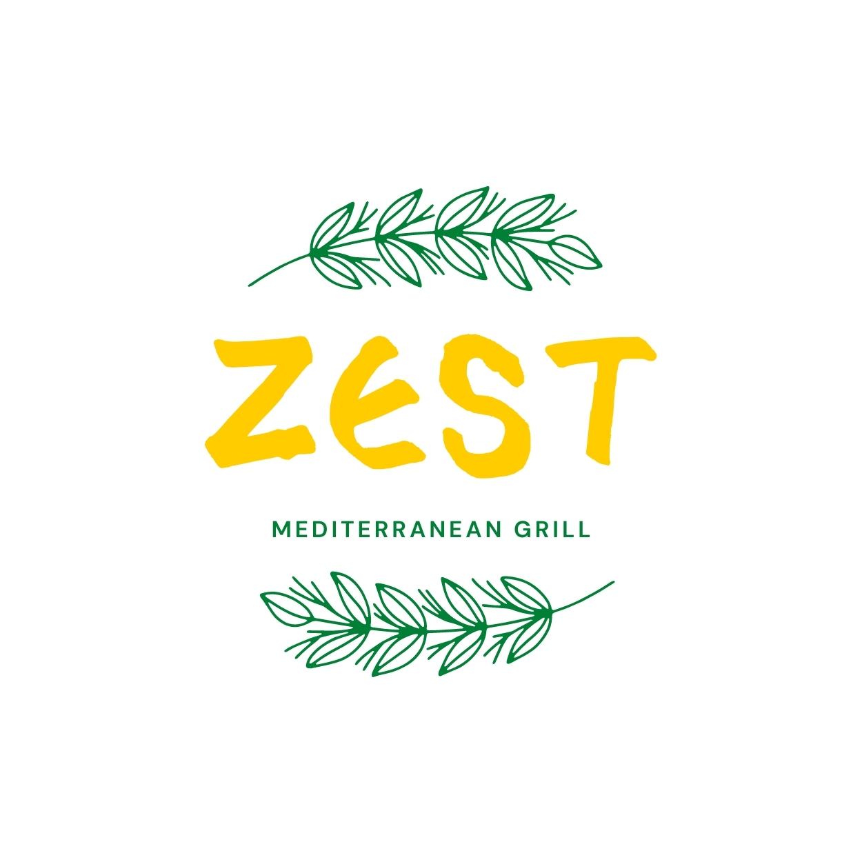 Zest Mediterranean Grill Home