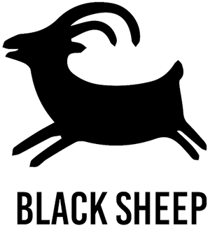 Black Sheep Cafe logo