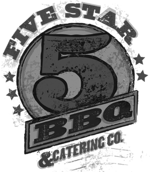 5 Star BBQ Company logo