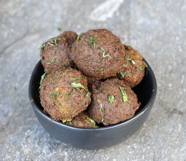 zuuk mediterranean kitchen vegan gluten free falafel