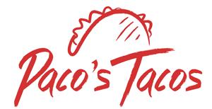 Paco's Tacos Home