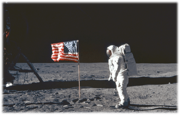 Apollo 11 Moon Landing Dinner //SOLD OUT//
