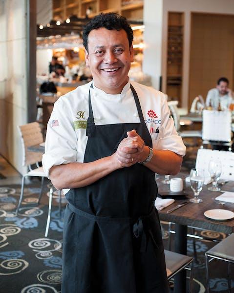 Chef's Corner: Hugo Ortega