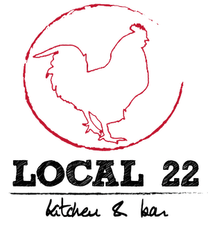 Local 22 Kitchen & Bar Logo