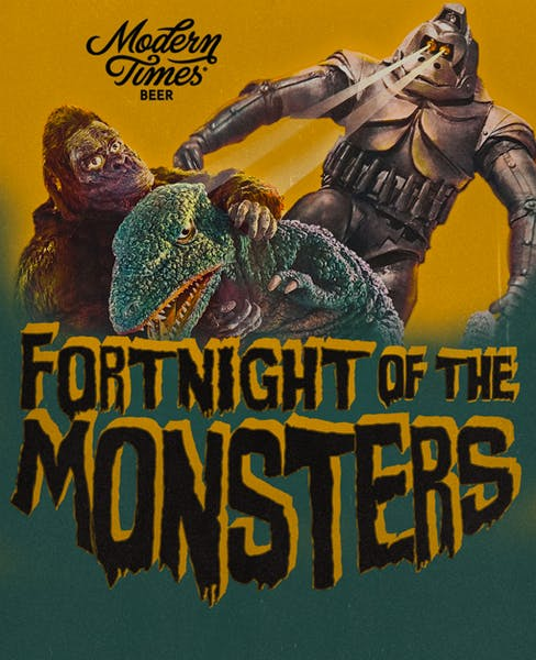 Fortnight of the Monsters